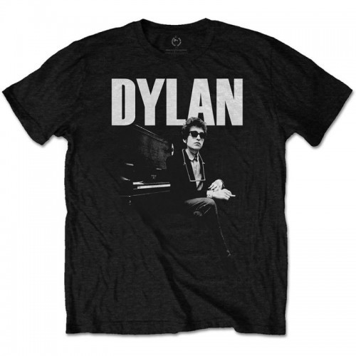 Tricou Bob Dylan At Piano