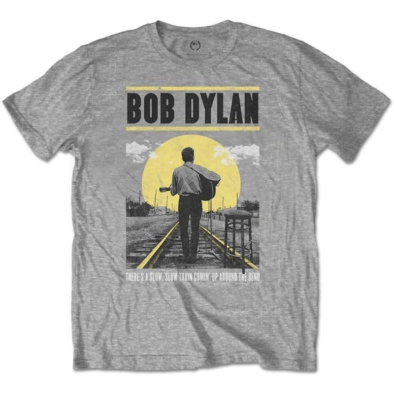 Tricou Bob Dylan Slow Train