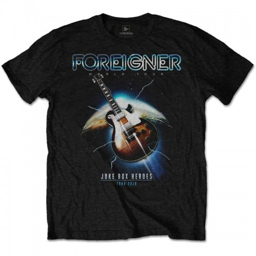 Tricou Foreigner Juke Box Heroes