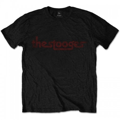 Tricou Iggy & The Stooges Vintage Logo