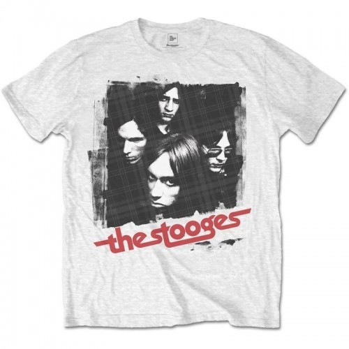 Tricou Iggy & The Stooges Four Faces