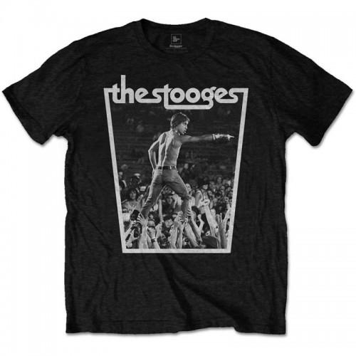 Tricou Iggy & The Stooges Crowdwalk