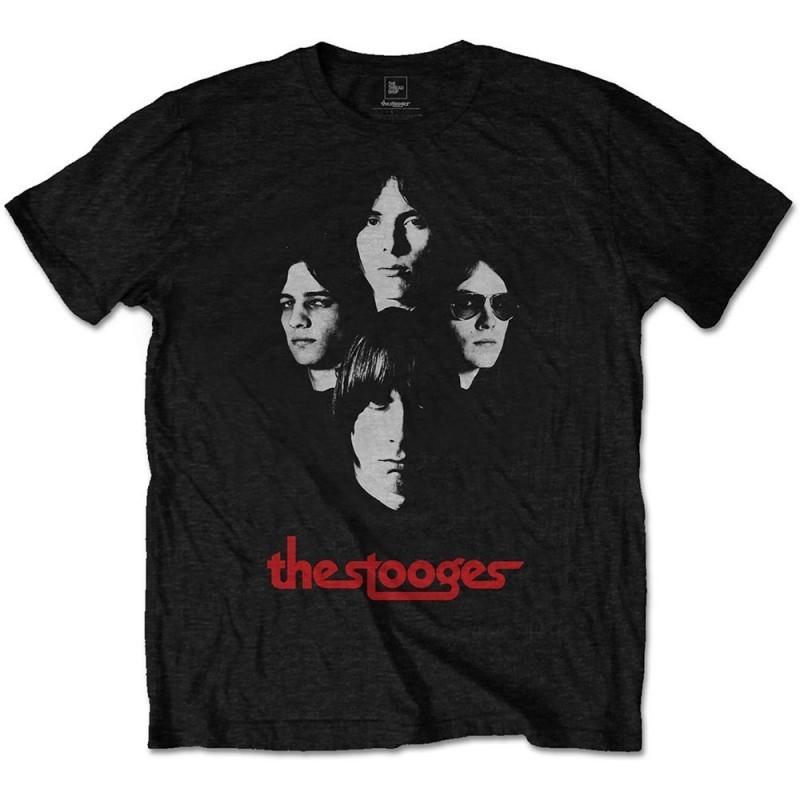 Tricou Iggy & The Stooges Group Shot