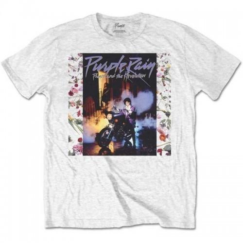 Tricou Prince Purple Rain Album