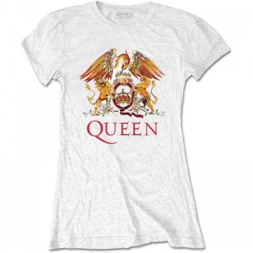 Tricou Damă Queen Classic Crest