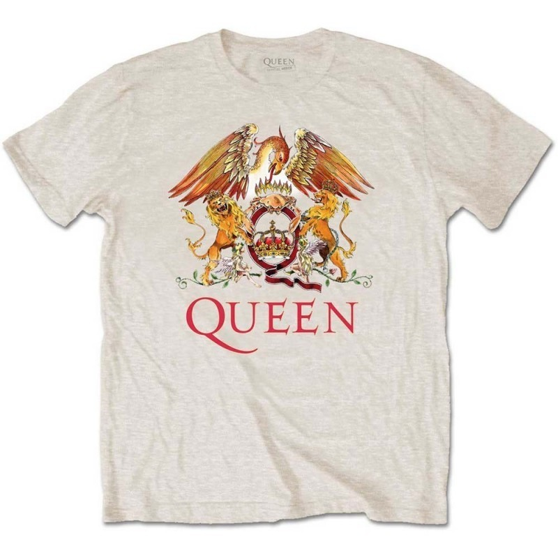 Tricou Queen Classic Crest