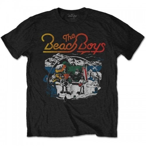 Tricou Beach Boys - The Live Drawing