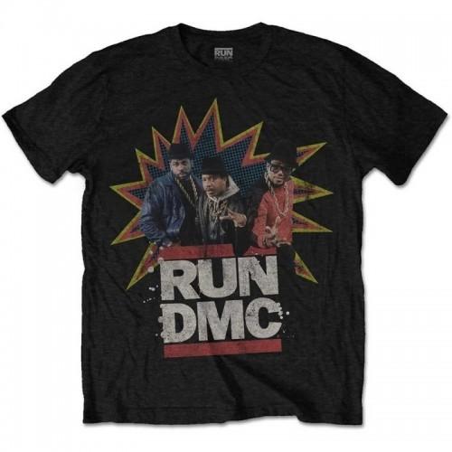 Tricou Run DMC POW!