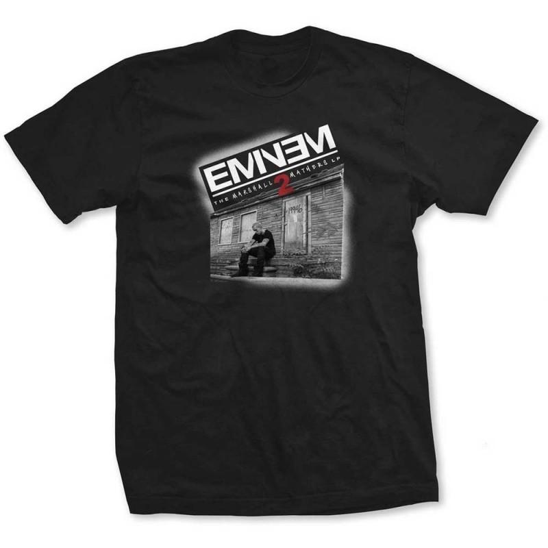 Tricou Eminem Marshall Mathers 2