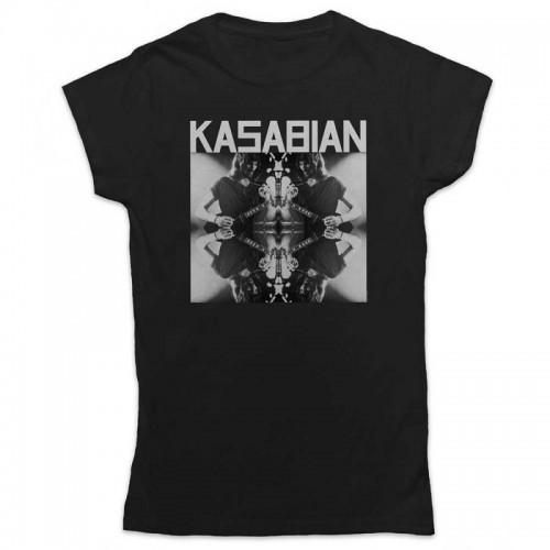 Tricou Damă Kasabian Solo Reflect