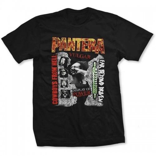 Tricou Damă Pantera 3 Albums