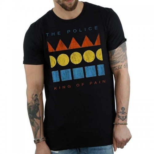 Tricou Police - The Kings of Pain