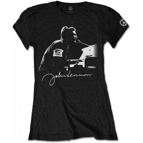 Tricou Damă John Lennon People for Peace