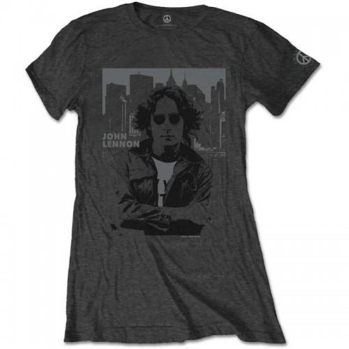 Tricou Damă John Lennon Skyline
