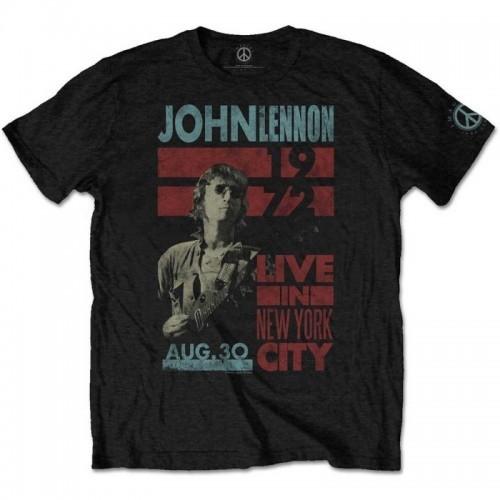 Tricou John Lennon Live in NYC
