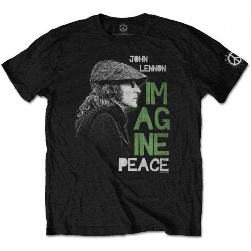 Tricou John Lennon Imagine Peace