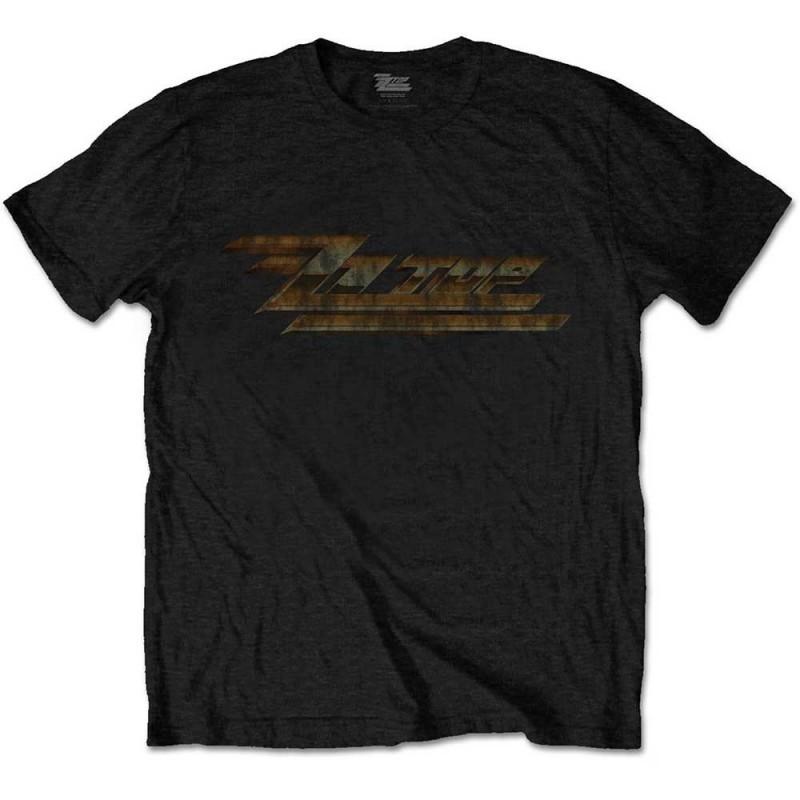 Tricou ZZ Top Twin Zees Vintage