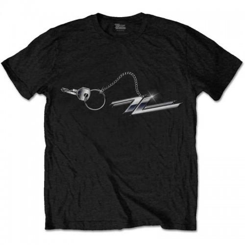 Tricou ZZ Top Hot Rod Keychain