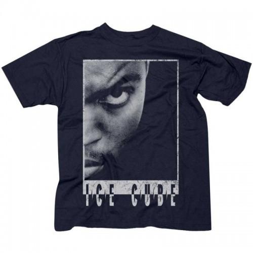 Tricou Ice Cube Half Face