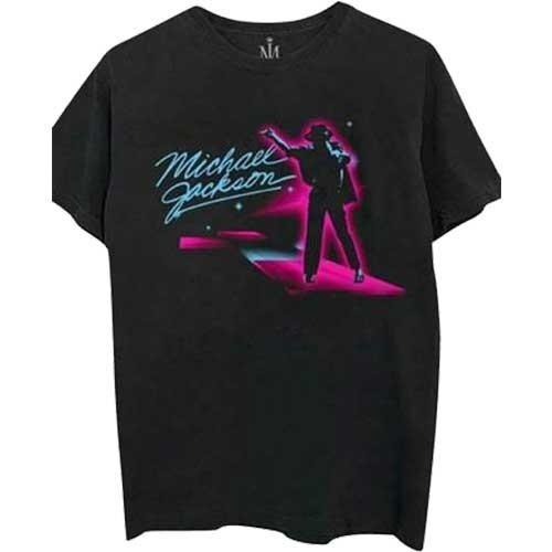 Tricou Michael Jackson Neon