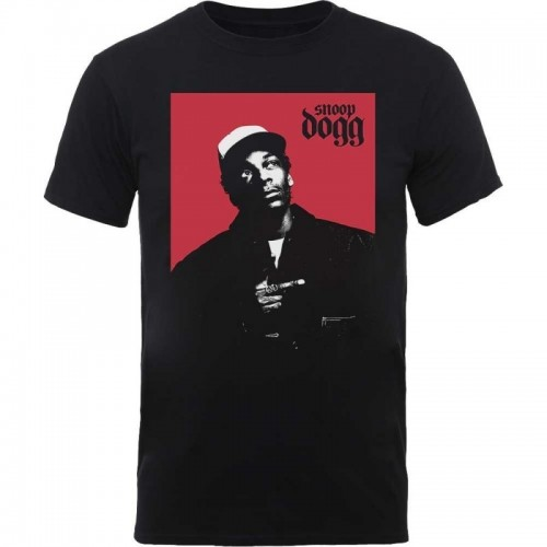 Tricou Snoop Dogg Red Square