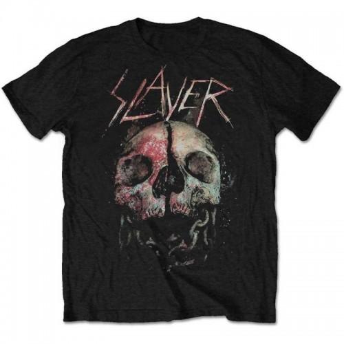 Tricou Slayer Cleaved Skull