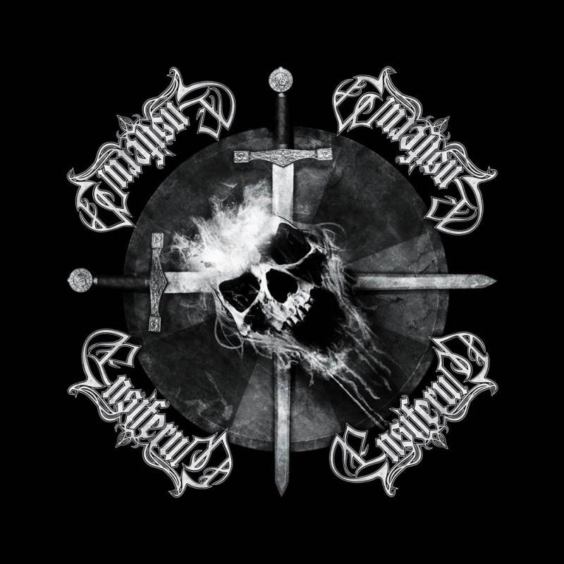 Bandană Ensiferum Skull