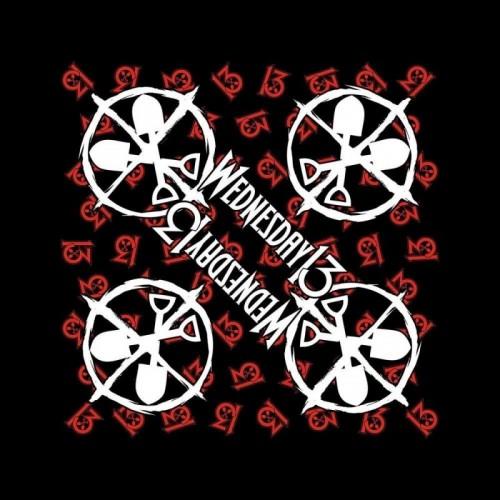 Bandană Wednesday 13 Logo Shovels