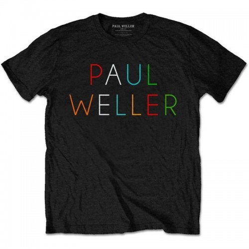 Tricou Paul Weller Multicolour Logo