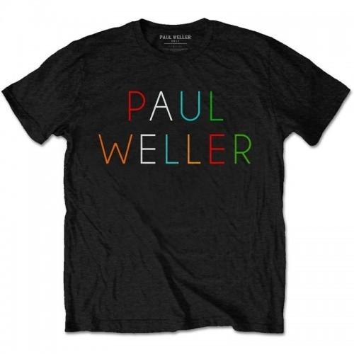 Tricou Paul Weller Multicolour Logo