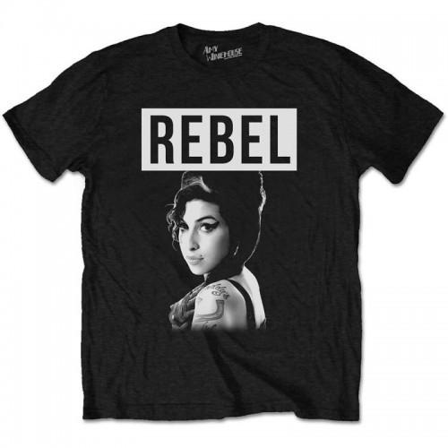 Tricou Amy Winehouse Rebel