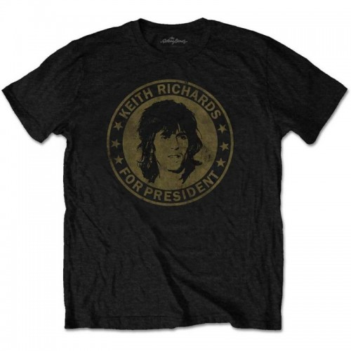 Tricou Rolling Stones - The Keith for President