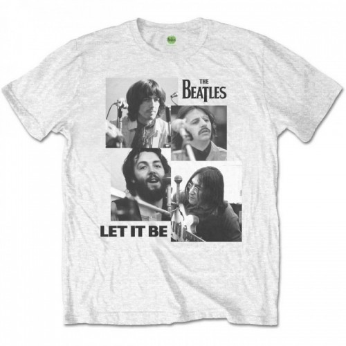 Tricou Beatles - The Let it Be