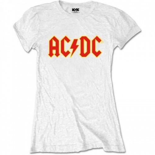 Tricou Damă AC/DC Logo