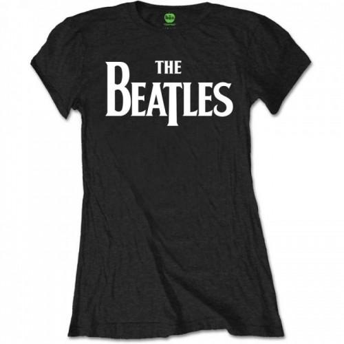 Tricou Damă Beatles - The Drop T Logo