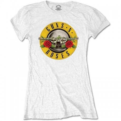Tricou Damă Guns N' Roses Classic Logo