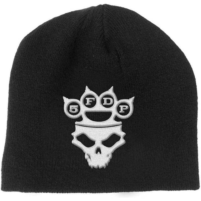 Caciula Five Finger Death Punch Knuckle-Duster Logo & Skull