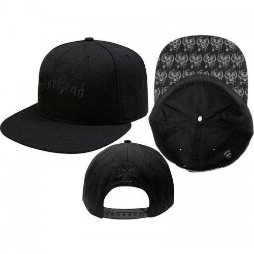 Șapcă Motorhead Logo & Warpig