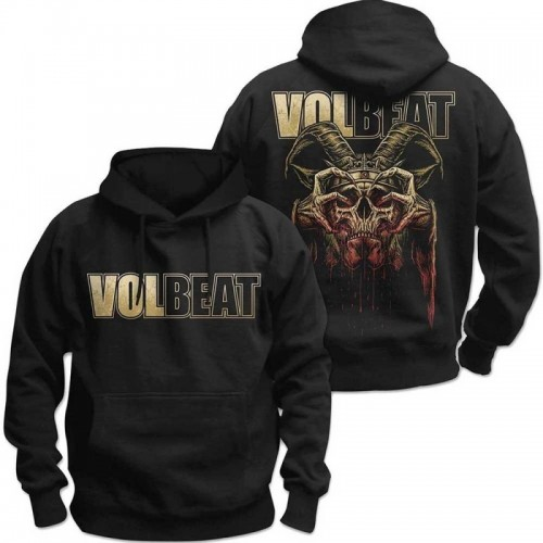 Hanorac Volbeat Bleeding Crown Skull