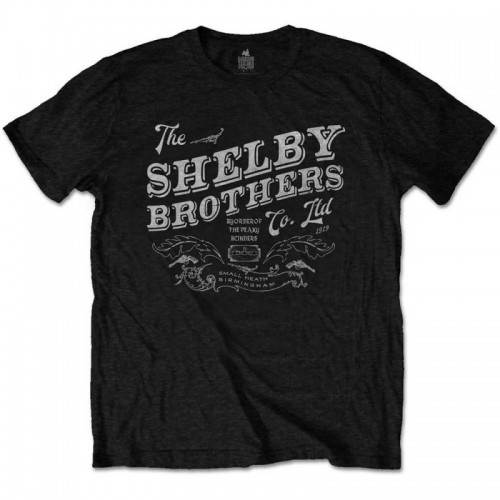 Tricou Peaky Blinders The Shelby Brothers
