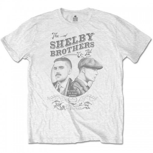 Tricou Peaky Blinders Shelby Brothers Circle Faces