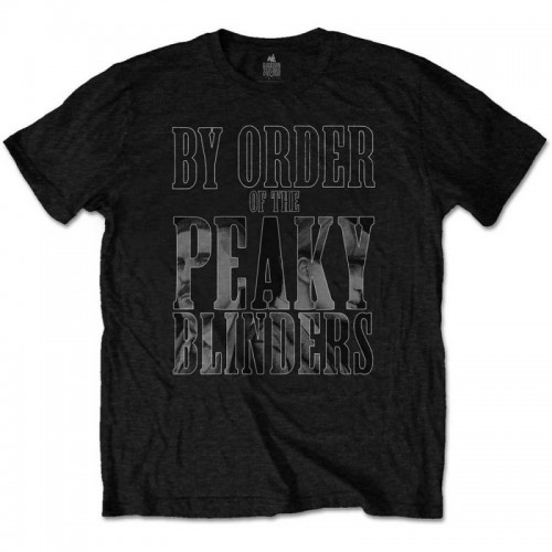 Tricou Peaky Blinders By Order Infill