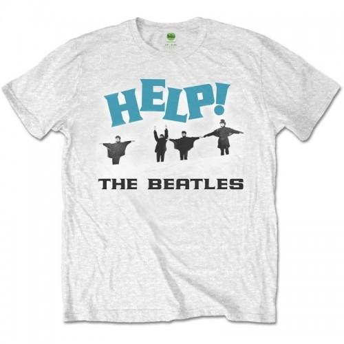 Tricou Beatles - The Help! Snow