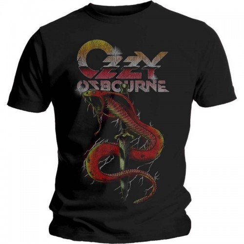 Tricou Ozzy Osbourne Vintage Snake