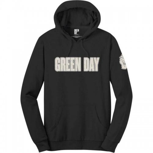Hanorac Green Day Logo & Grenade