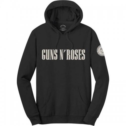 Hanorac Guns N' Roses Logo & Bullet Circle