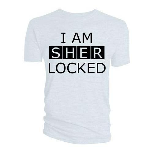 Tricou Sherlock I am Sherlocked