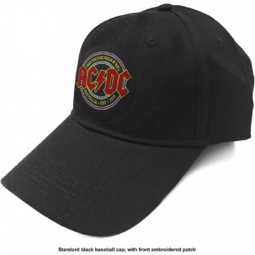 Șapcă AC/DC Est 1973