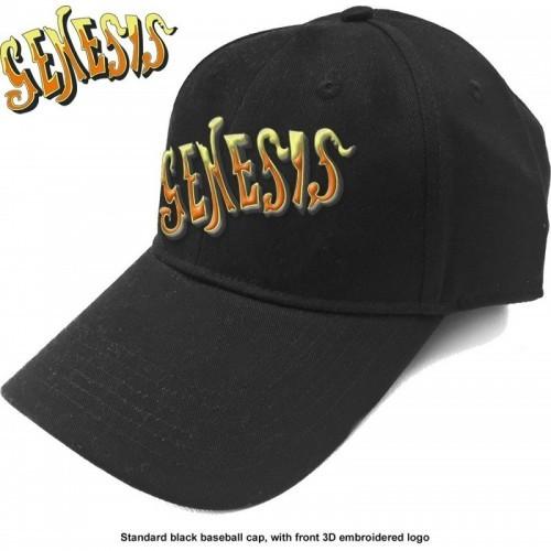 Șapcă Genesis Orange Classic Logo