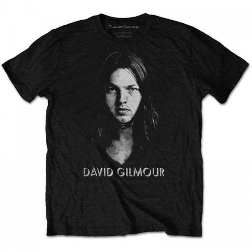 Tricou David Gilmour Half-tone Face